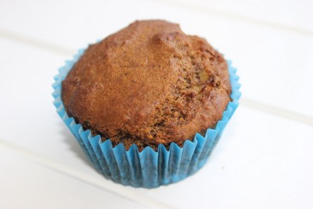 Clean Apple and Cinnamon Muffins